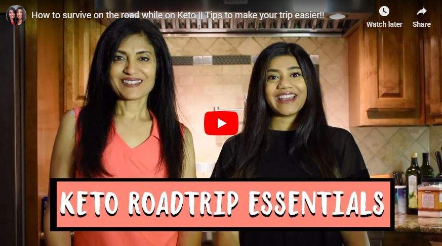 How to survive on a road trip while on Keto