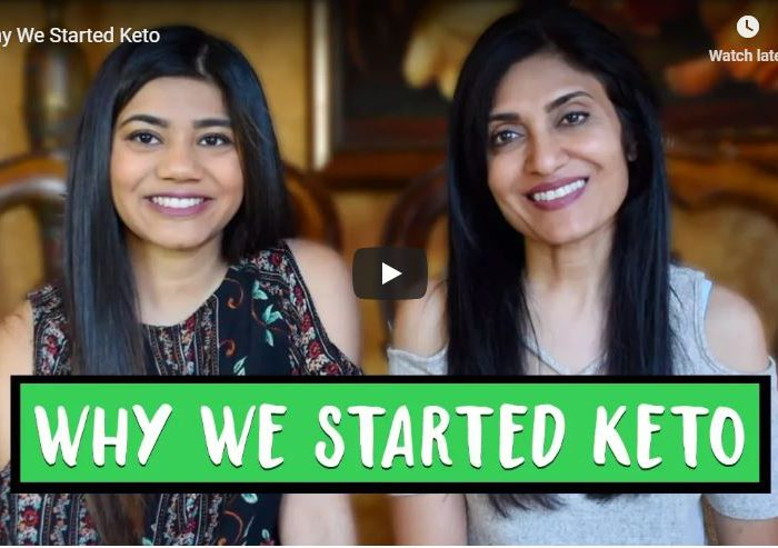 Why We Started The Keto Diet
